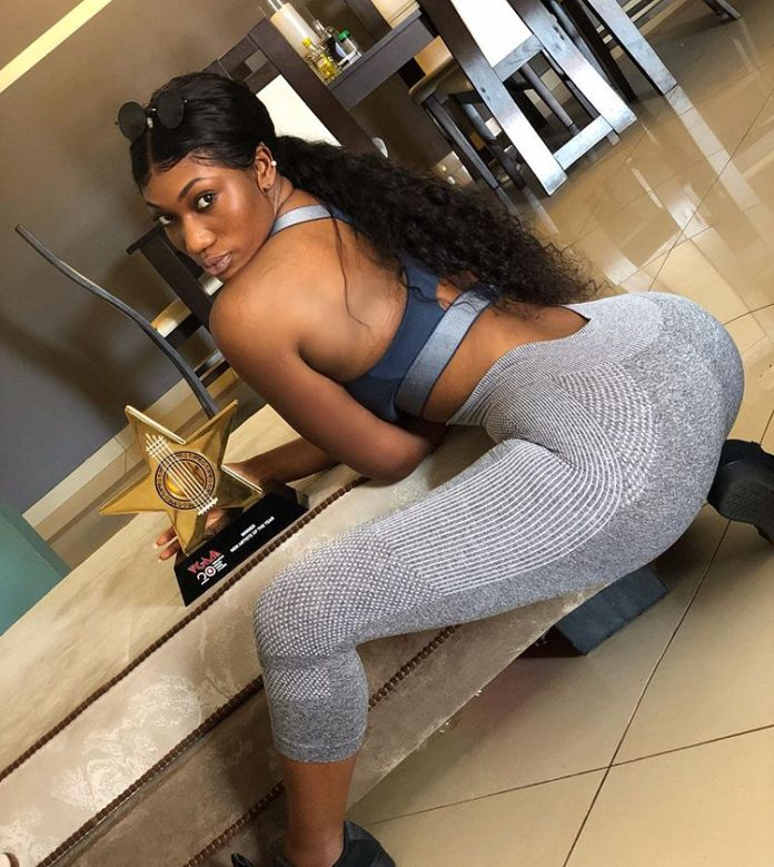 Wendy Shay accused of being a drug addict for claiming to be