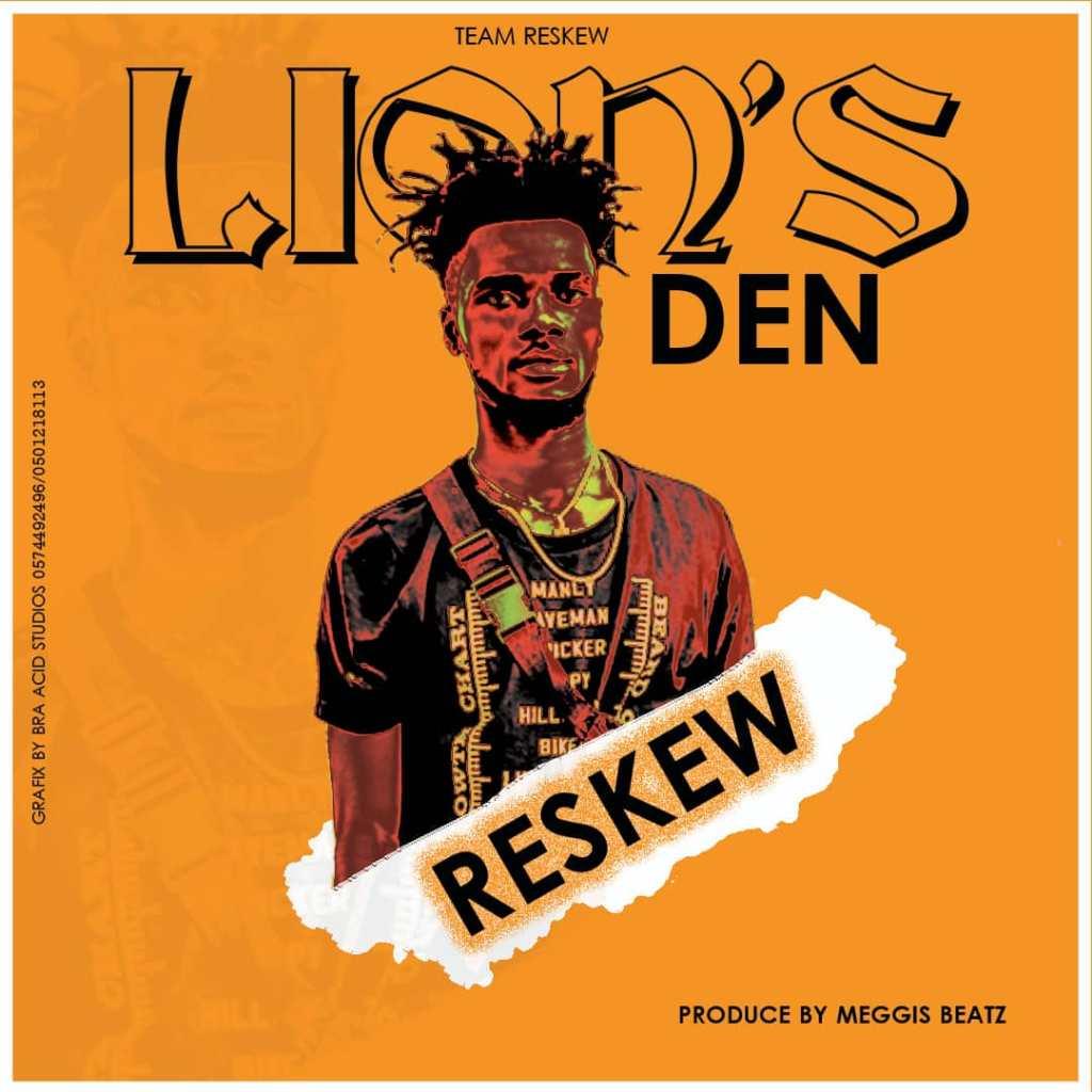 ListenGH Reskew - Lion's Den (mixed by Meggisbeatz)