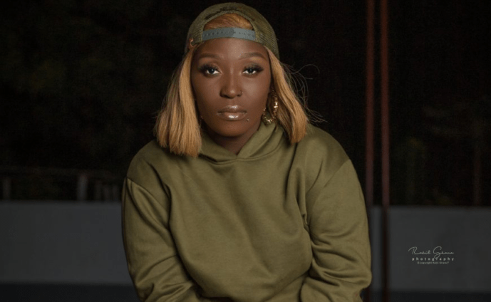ListenGH Eno Barony wins Best Female Rap Act at AFRIMMA 2020