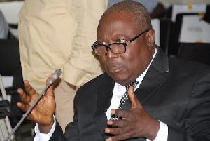 ListenGH Martin Amidu resigns as Special Prosecutor