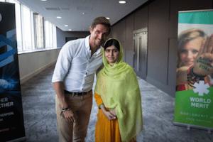 Mark and Malala