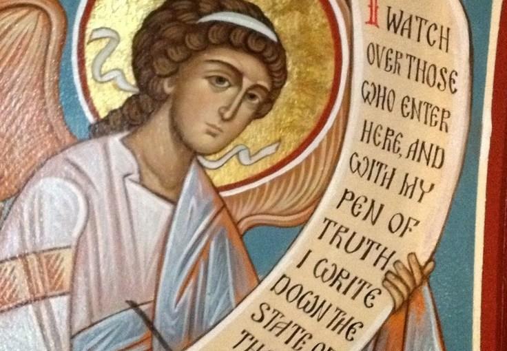 The Christmas Angel – Gabriel