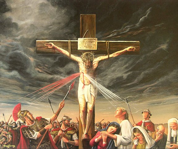 Good Friday – Christ's death at Calvary