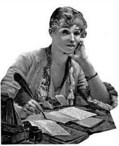 Woman writer2