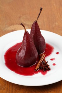 pears-in-red-wine-sauce