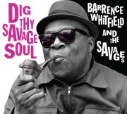 Barrence - Dig Thy Savage Soul Album Art small