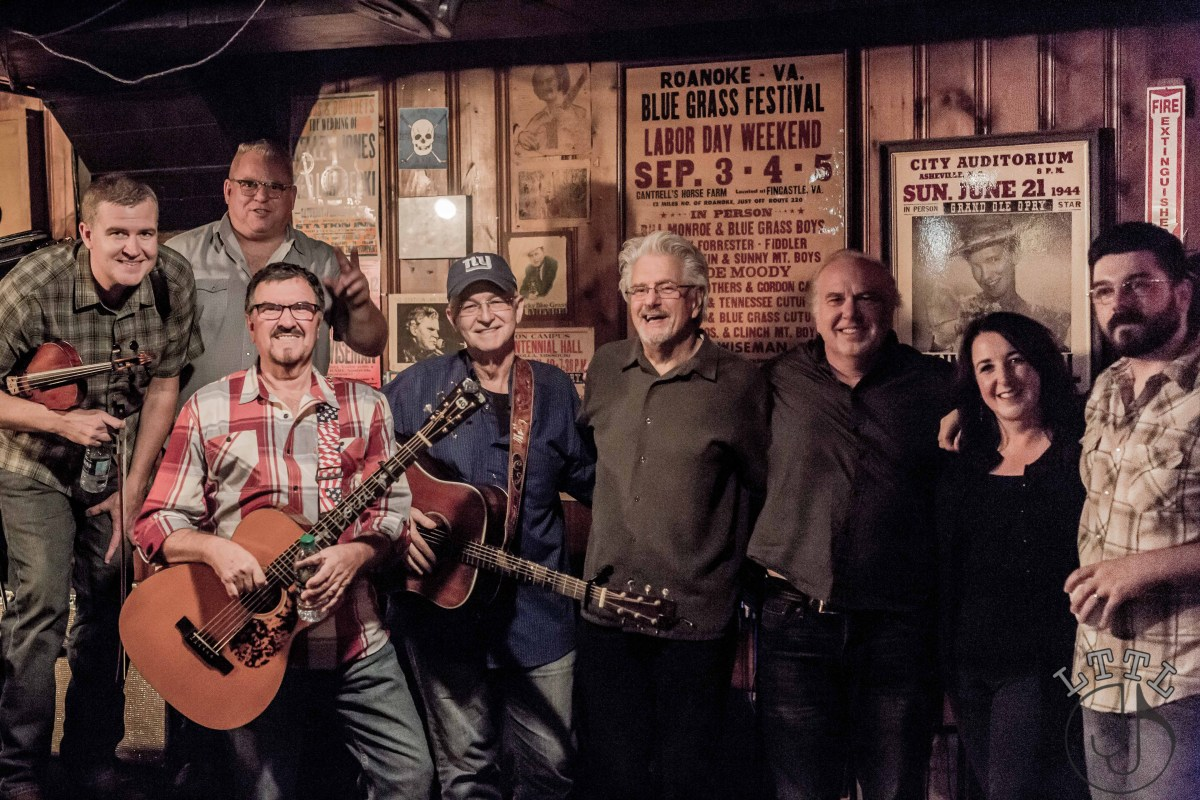 The Station Inn's New Monday Show