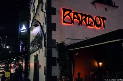 Bardot Hollywood