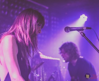 Photographs of The Verigolds band live at the Casbah by Ryan Saint James 2016 for ListenSD