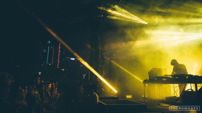 Jamie xx @ The Palms Stage