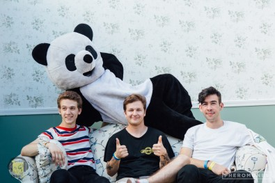 The Frights & ListenSD Panda