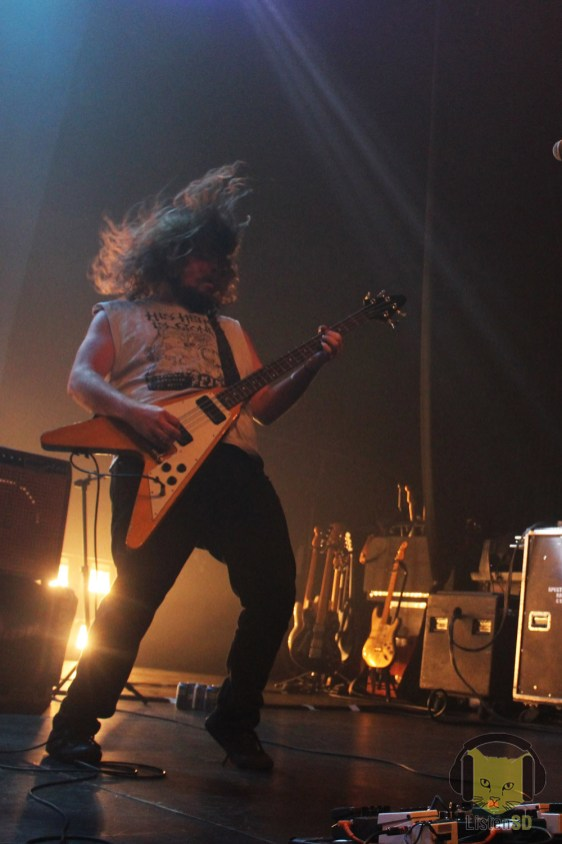 Stephen Pope of Wavves