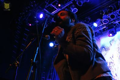 Aaron Weiss of mewithoutYou
