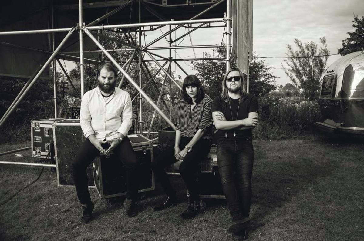 Band of Skulls (Photo by Will Bremridge)