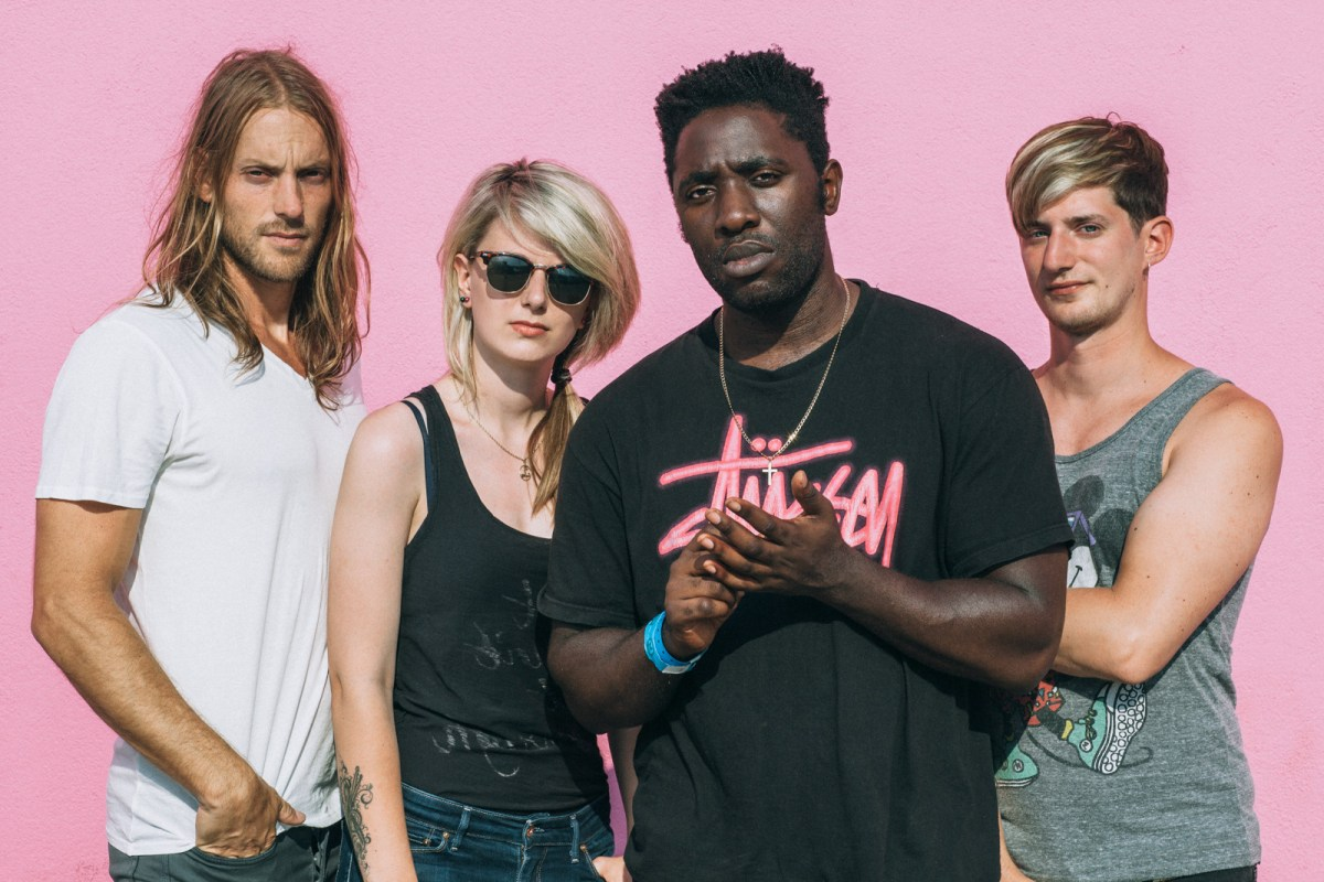 Bloc Party (cc: Rachael Wright)