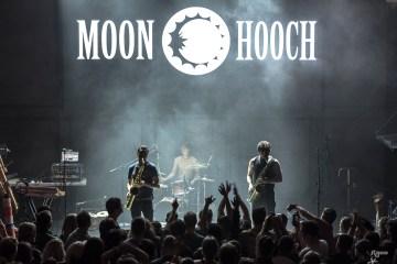 Moonhooch at the Music Box