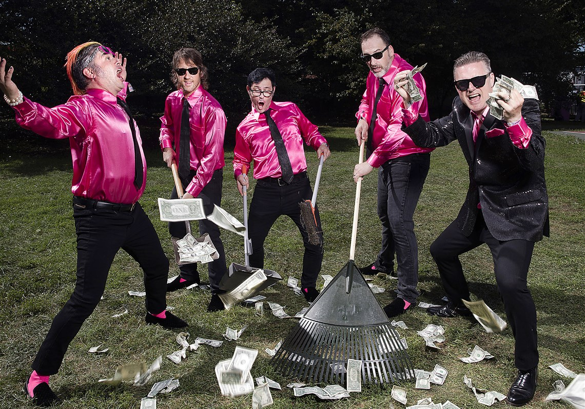 Me First and the Gimme Gimmes (Photo credit: Ryan Bakerink)