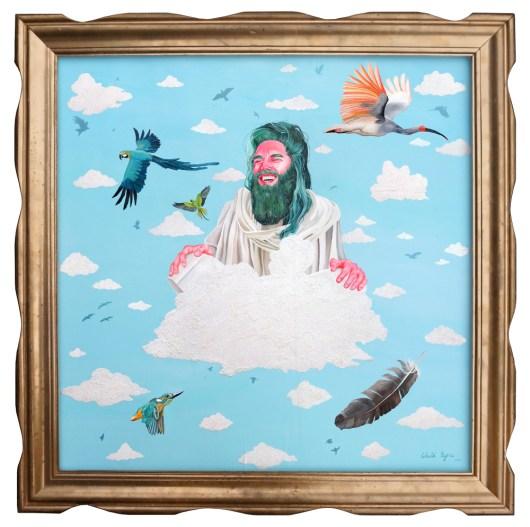 Jesus On Cloud 9 by Celeste Byers