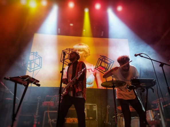 NVDES at Music Box