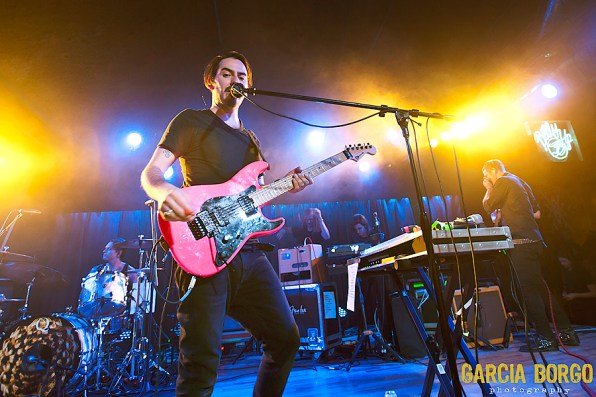 Dhani Harrison at The Belly Up