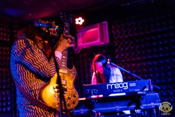 King Tuff @ the Casbah in May 2018 by Ciara Rzeslawski