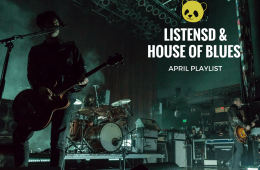 House of Blues April Playlist