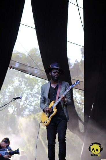Gary Clark Jr. at Arroyo Seco Weekender