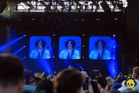 Jack White at Arroyo Seco Weekender