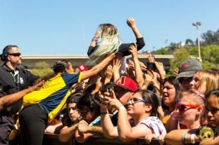 Movements at San Diego Vans Warped Tour 2018