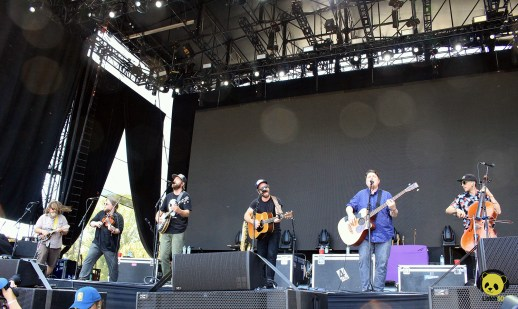 Trampled by Turtles at Arroyo Seco Weekender