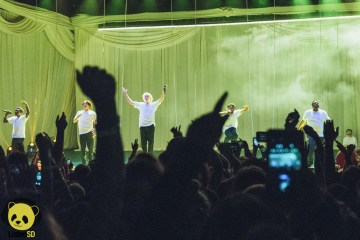 Brockhampton at Agenda Festival 2018