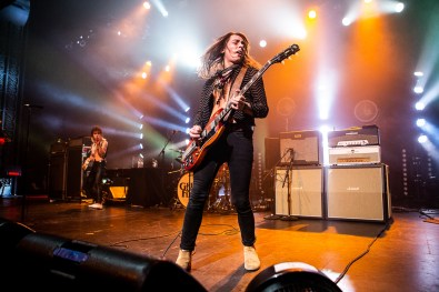 Greta Van Fleet at Observatory North Park by Kristy Walker