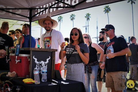 Scallywag! The Music + Craft Beer Festival and its Revelers !
