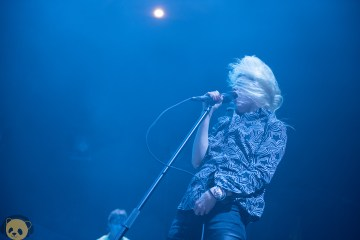 The Kills at Cal Coast Credit Union Open Air Theatre by Josh Claros