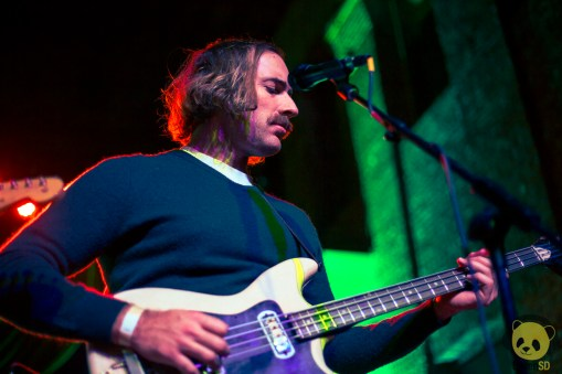 Allah-Las at Mexican Summer's 10 Year Anniversary Show at Pioneer Works by Francesca Tirpak
