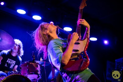 Gymshorts at Mercury Lounge by Francesca Tirpak