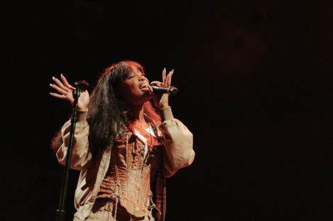 SZA at Tropicalia Fest by GoldenVoice