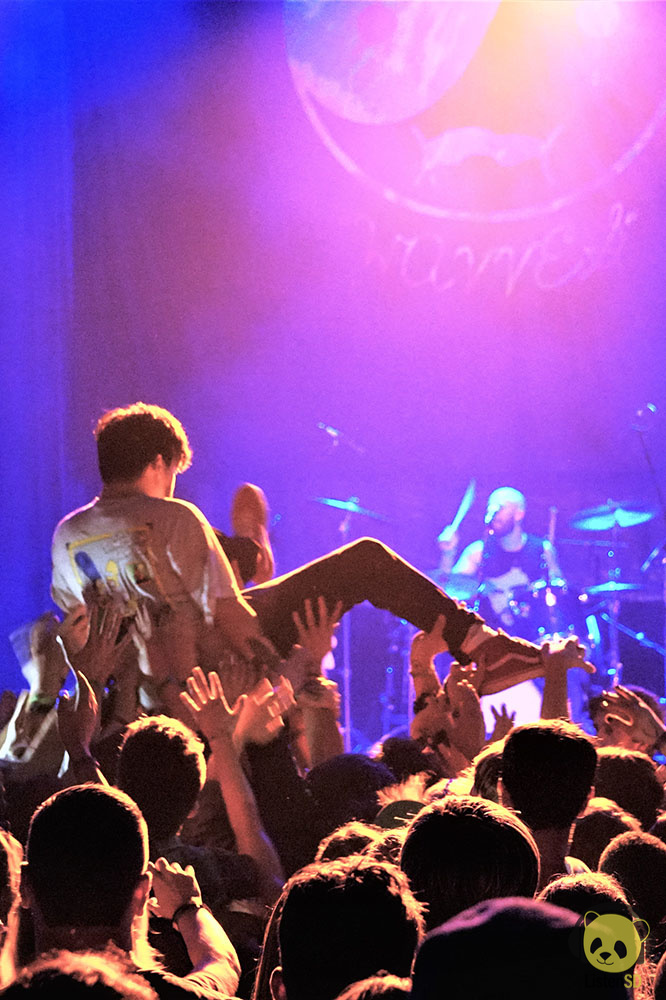 Wavves at House of Blues San Diego by Jackie Ferguson