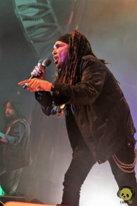 Ministry at House of Blues by Jackie Ferguson