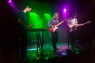 Men I Trust at Night & Day (Manchester) in May 2018 by Francesca Tirpak
