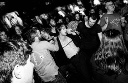 Iceage at the Casbah by Rick Perez for ListenSD