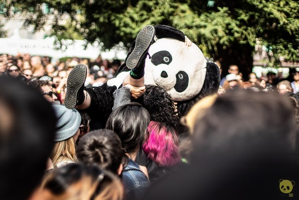 That Fucking Panda at Burger Boogaloo by Nicholas Regalado for ListenSD