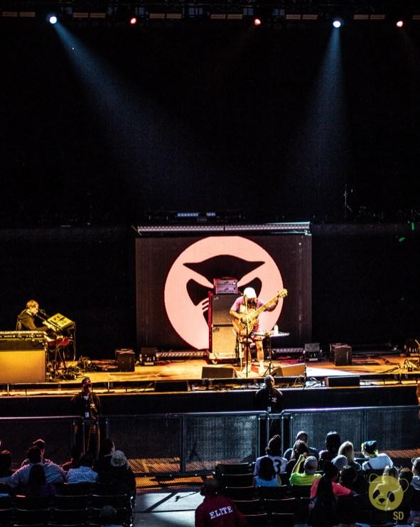 Thundercat at Cal Coast Credit Union by Nicholas Regalado for ListenSD