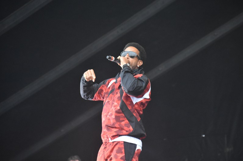 Ludacris at KAABOO Dallas by David and Taylor Israel for ListenSD
