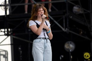Clairo at Governors Ball 2019 by Francesca Tirpak for ListenSD