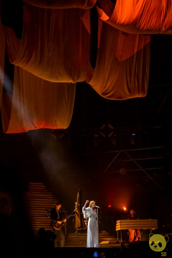 Florence + the Machine at Governors Ball 2019 by Francesca Tirpak for ListenSD