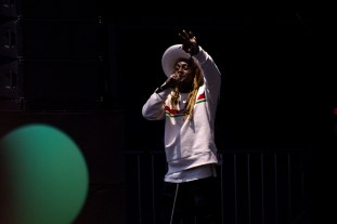 Lil Wayne at Governors Ball 2019 by Francesca Tirpak for ListenSD
