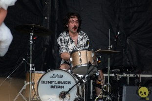 Sunflower Bean at Governors Ball 2019 by Francesca Tirpak for ListenSD