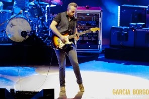 Jason Isbell at SDCCU Open Air Theater by Sylvia Borgo for ListenSD