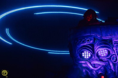 Flying Lotus at House of Blues by Nadia Mishkin for ListenSD